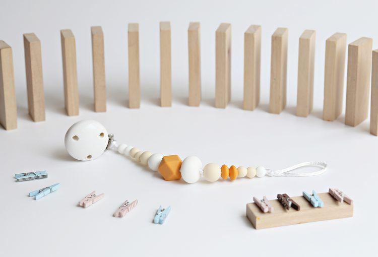 Čiulptuko laikiklis silikoninis kramtukas