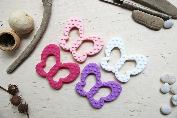 Teether Butterfly